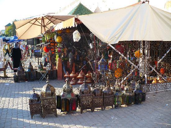zoco de Meknes, quieres llevarlo TODOOOOOOOOOOO