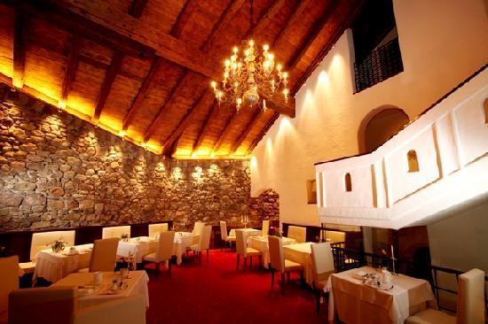 Ansitz Plantitscherhof: romantische Restaurant