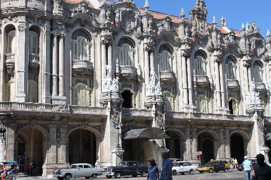 Гавана, Куба: teatro