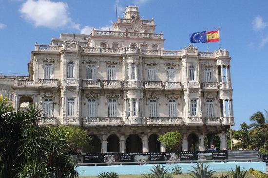 Гавана, Куба: embajada de España