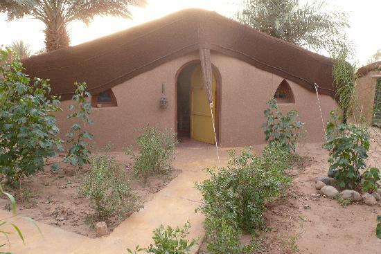 Dar Azawad: chambre toit nomade