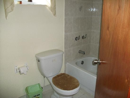 Rayon Hotel: bathroom