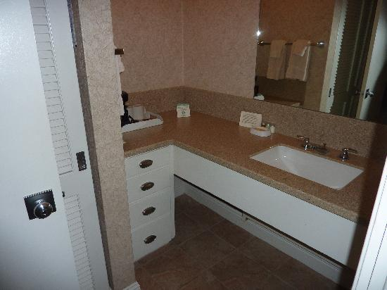 Lobos Lodge: bathroom