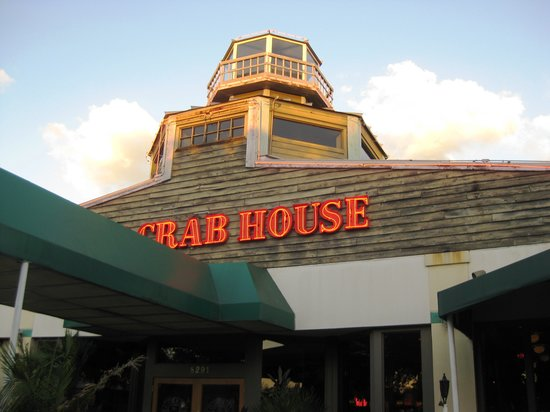The Crab House: marque