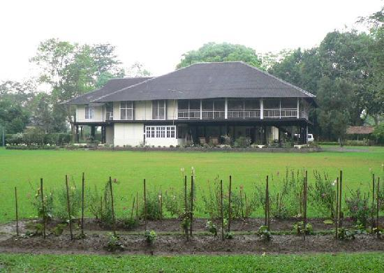 Dibrugarh, India: Mancotta Chang Bungalow