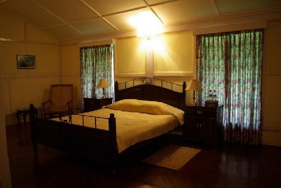 Dibrugarh, Índia: Bedroom