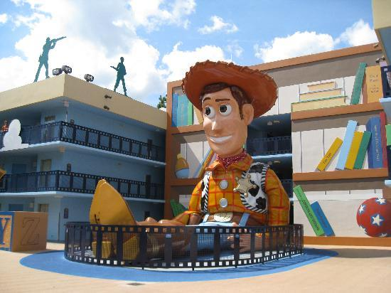 toy story section picture of disneys allstar movies