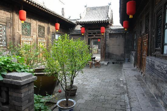 Pingyao Yide Hotel: Courtyard2