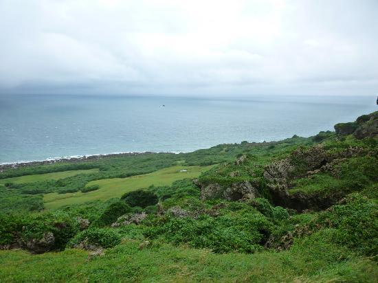 Kenting National Park: East coast of Taiwan, near Kenting