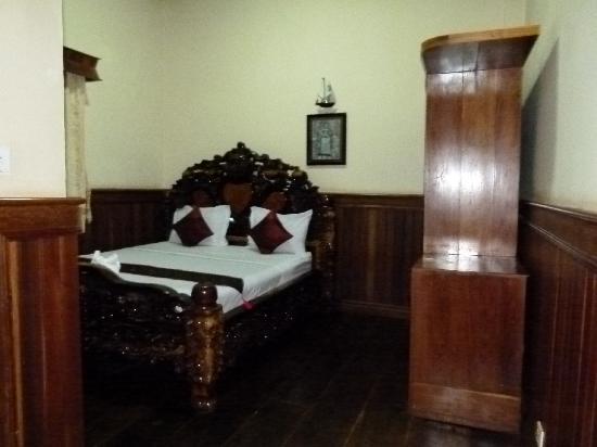 Sawasdee Angkor Inn: Comfortable bed