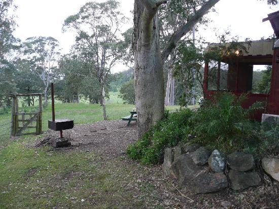 Carriageway Crooks Park : woodfired bbq With a View