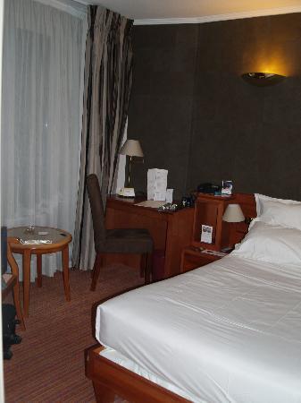 Amarante Cannes Hotel: La chambre