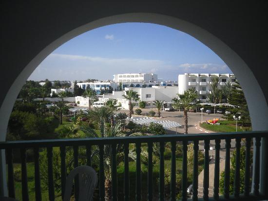 El Mouradi Skanes: Balcony View