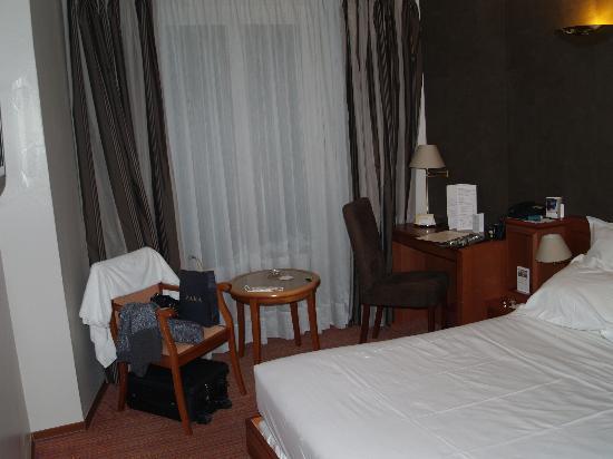 Amarante Cannes Hotel: la chambre 2