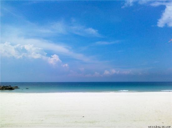 Club Med Bintan Island : beach @ clubmed Bintan