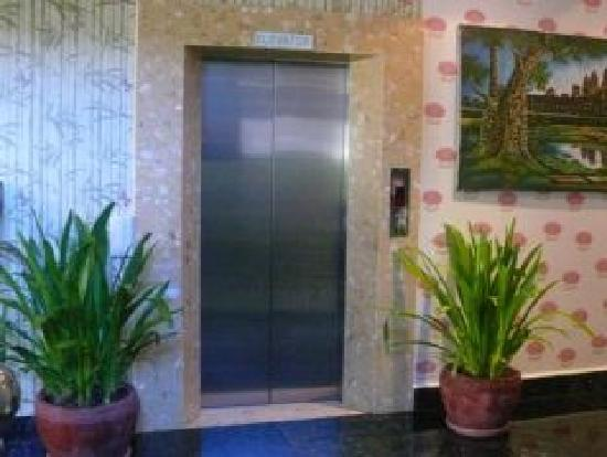Parklane Hotel: Lift