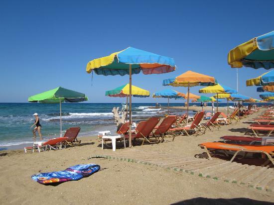 Mediterraneo Hotel: Star beach