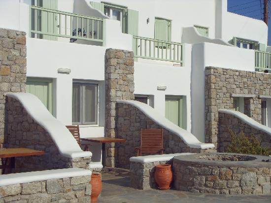 Bellissimo Resort: Rooms