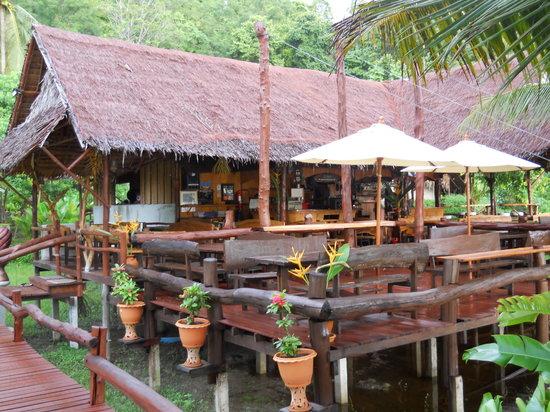 Tenta Nakara: restaurant
