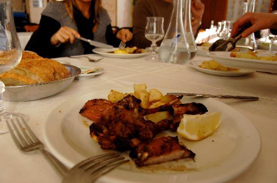Ristorante Graziella : le carni alla griglia