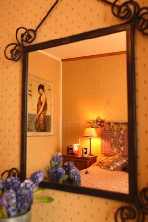 Badgers: Bedroom