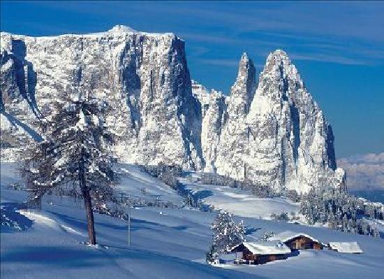 Hotel Bad Ratzes: Alpe-di-Siusi-Seiseralm