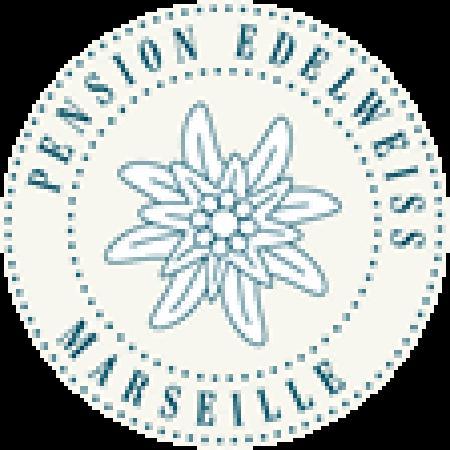 La Pension Edelweiss: Pension Edelweiss - Chambre d'hôte Marseille
