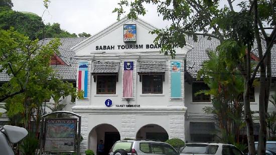 ซาบาห์, มาเลเซีย: Sabah Tourist Board Kota Kinabalu