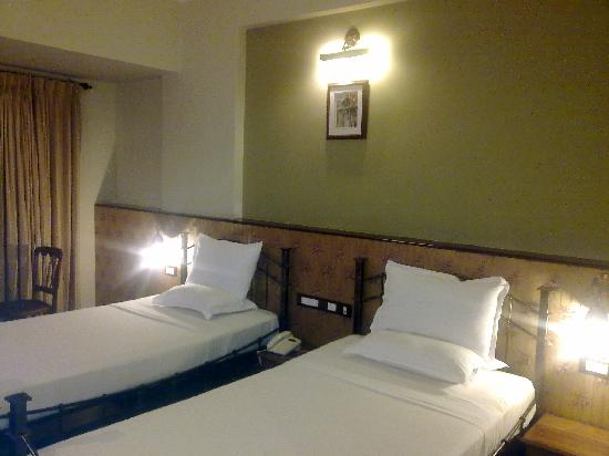 Travancore Court by Spree : My room
