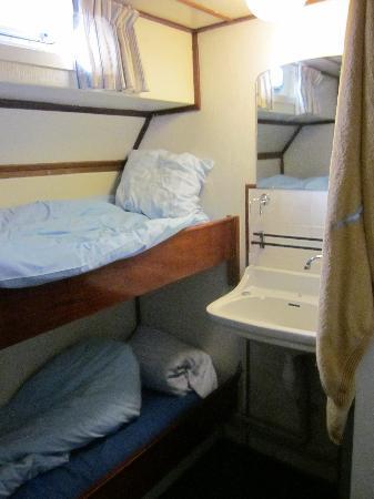 Vita Nova: Our cabin.