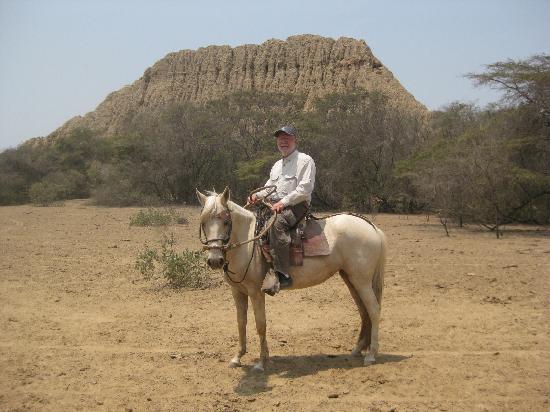 Horseback riding Rancho Santana: Riding Tour Sican Culture