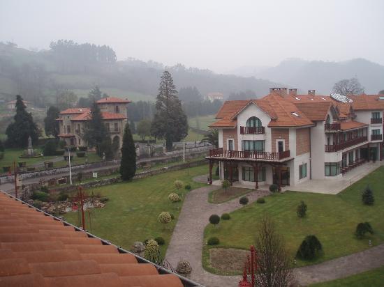 Gran Hotel Balneario Puente Viesgo: Hotel