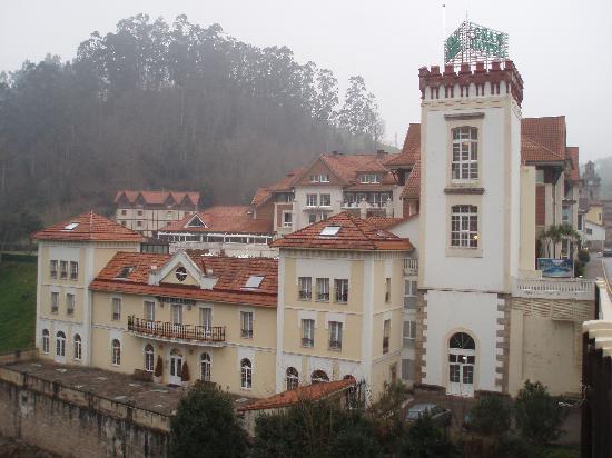 Gran Hotel Balneario Puente Viesgo: Balneario