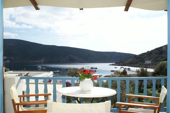 Agrilia - Apartments & Studios: Balcony