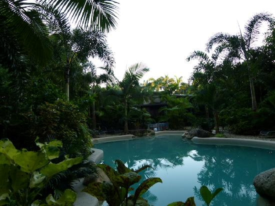 Boutique Bungalows : Pool