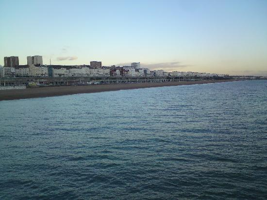 Brightonwave: view from pier day 1