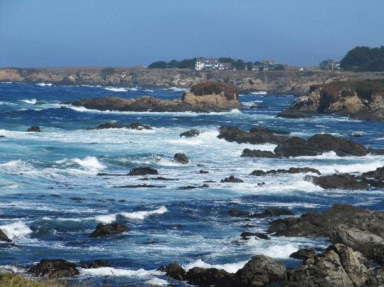 Fort Bragg, Californie : soothing waters!