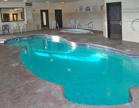 One Of The Few Indoor Pools In Estes Picture Of The Estes Park