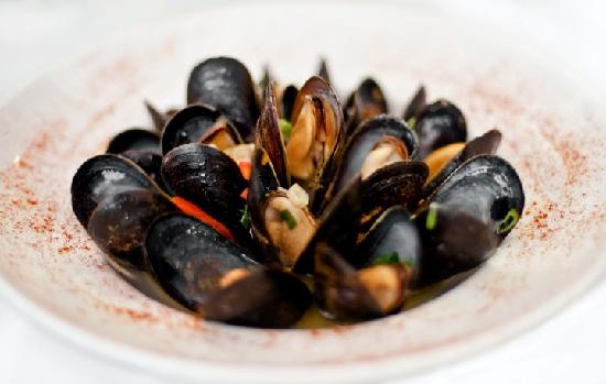 Ciao Restaurant : Mussels Scampi
