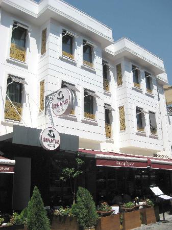 Senatus Hotel: Hotel