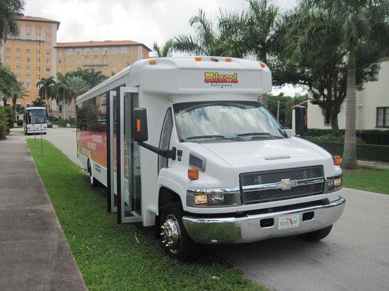 Miami Tour Company: StadtrundfahrtMiamiBus