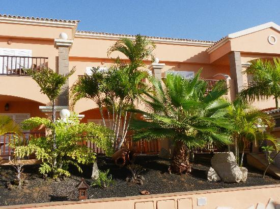 Green Garden Resort & Suites : les batiments