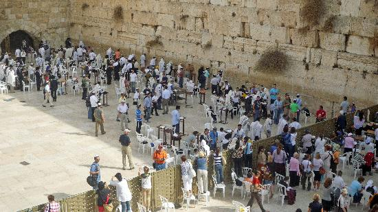 Ramada Jerusalem: Die Klagemauer