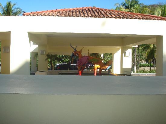 Dreams Huatulco Resort & Spa: Vista del Lobby