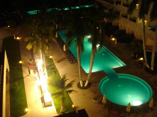 Dreams Huatulco Resort & Spa: Vista del 6to. piso