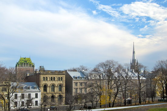 3 days in Quebec City