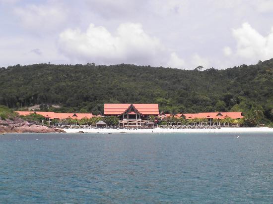 Пулау-Реданг, Малайзия: Das Redang Laguna Resort