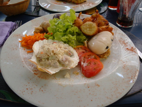 Lucullus Restaurant Sainte Anne