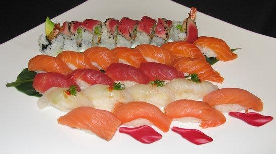 Deep Sushi