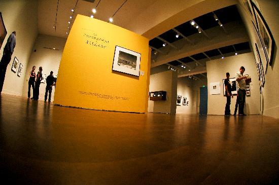 Museum of Photographic Arts (MoPA): MoPA Interior